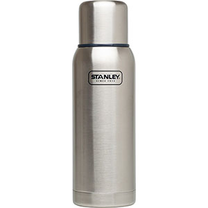 Adventure Stainless Steel Vacuum Bottle | 1.1 QT
