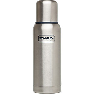 View All: Adventure Stainless Steel Vacuum Bottle | 25 oz