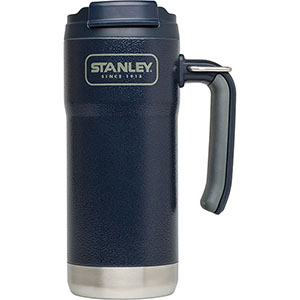 Travel Mugs: Adventure Vacuum Insulated Travel Mug | 16 oz