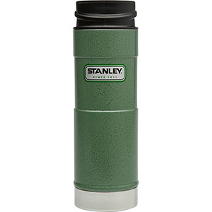 Travel Mugs: Classic One Hand Vacuum Mug | 16 oz