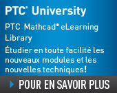 PTC University Mathcad eLearning Library avec Support - 410,00EUR - Order Now!