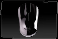 Razer Orochi Black Chrome Cover