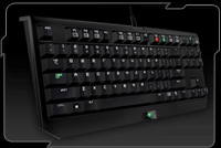 Razer BlackWidow Tournament Stealth Edition