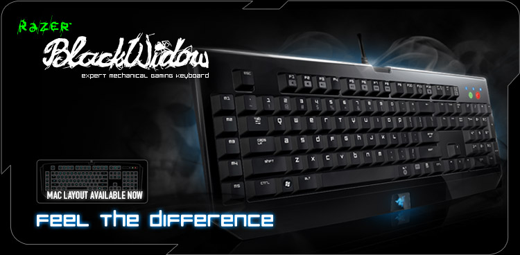 Razer BlackWidow (2010)