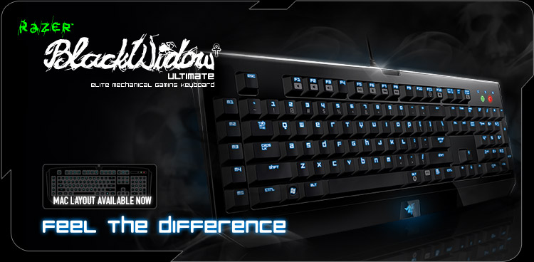 Razer BlackWidow Ultimate (2010)