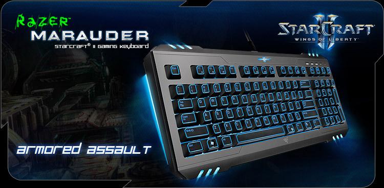 StarCraft® II Razer Marauder
