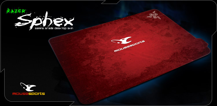 Razer Sphex Mousesports Edition