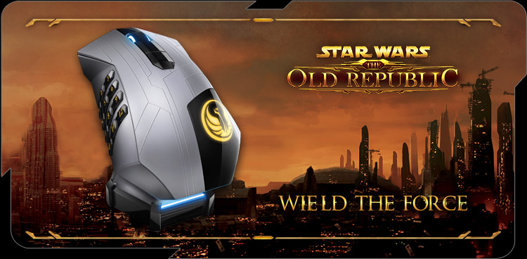 Star Wars™: The Old Republic™ Gaming Mouse