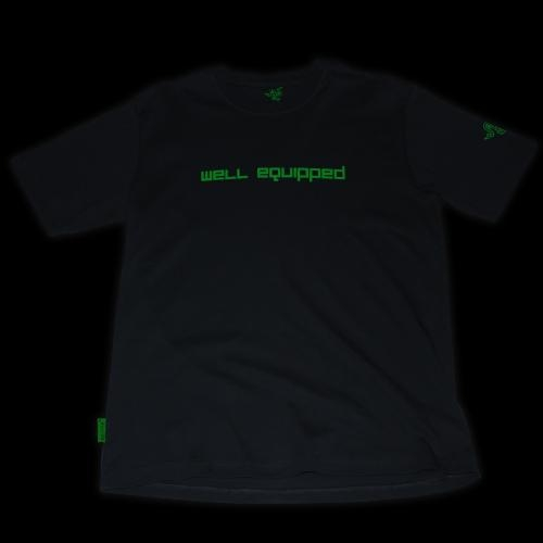 Razer Attitude Tee (Well Equipped)
