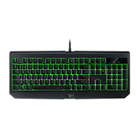 Razer BlackWidow Ultimate - Green Switch