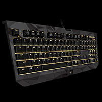 Deus Ex Razer BlackWidow Chroma