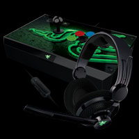 Razer Atrox + Razer Carcharias for Xbox/PC Bundle