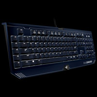 Razer Blackwidow Ultimate Stealth eSports Edition - Evil Geniuses