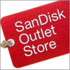 Outlet Store- SanDisk USB Flash Drives