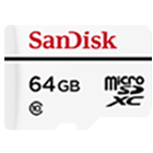 SanDisk® High Endurance Video Monitoring microSDHC™|microSDXC™