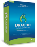 Dragon Naturally Speaking V11 Premium Academic Version
