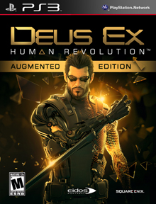 Deus Ex : Human Revolution Augmented Edition [PS3]