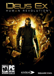 DEUS EX: HUMAN REVOLUTION [PC DOWNLOAD]