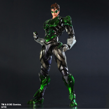 DC COMICS VARIANT PLAY ARTS -KAI- GREEN LANTERN