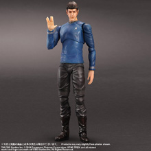 STAR TREK PLAY ARTS -KAI- SPOCK