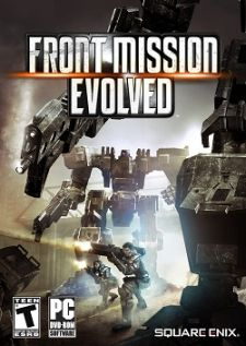 FRONT MISSION EVOLVED [PC DOWNLOAD]