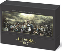 DISSIDIA 012 FINAL FANTASY Original Soundtrack -Limited Edition-