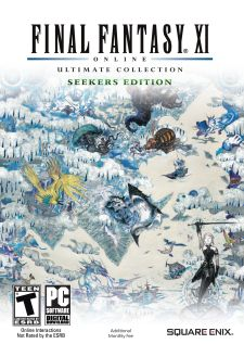 FINAL FANTASY XI: ULTIMATE COLLECTION SEEKERS EDITION  [PC DOWNLOAD]