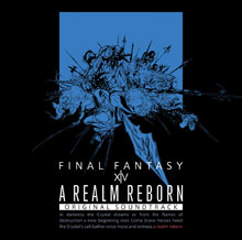 FINAL FANTASY® XIV: A REALM REBORN ORIGINAL SOUNDTRACK [Blu-Ray Music Disc]