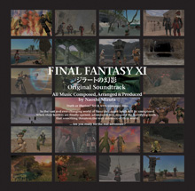 FINAL FANTASY XI Rise of the Zilart Original Soundtrack