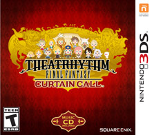 THEATRHYTHM FINAL FANTASY CURTAIN CALL LIMITED EDITION [3DS]