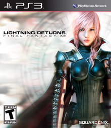 LIGHTNING RETURNS: FINAL FANTASY XIII  [PS3]