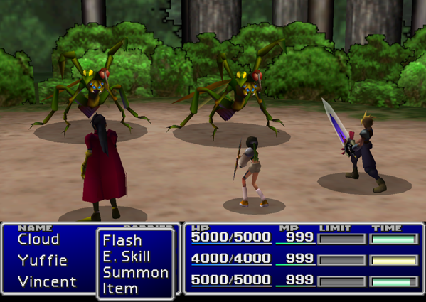 FINAL FANTASY VII [PC DOWNLOAD]