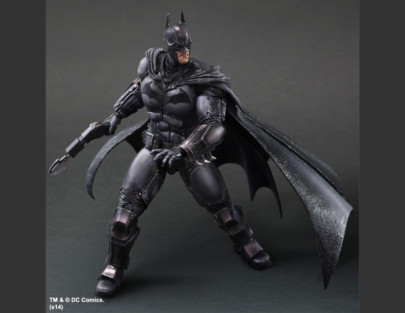 BATMAN™: ARKHAM ORIGINS PLAY ARTS -KAI- BATMAN