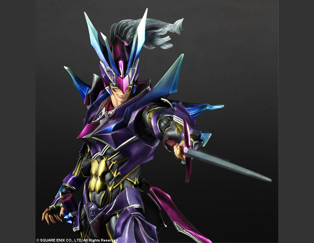 FINAL FANTASY VARIANT PLAY ARTS -KAI- DRAGOON