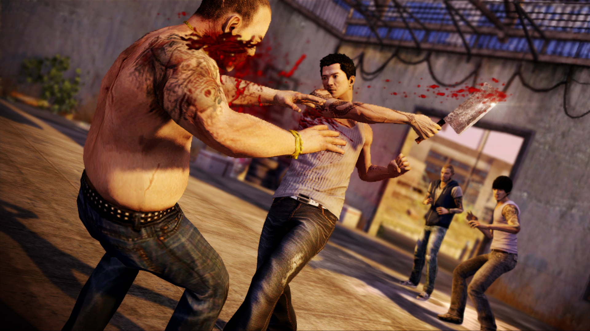 SLEEPING DOGS [PC DOWNLOAD]