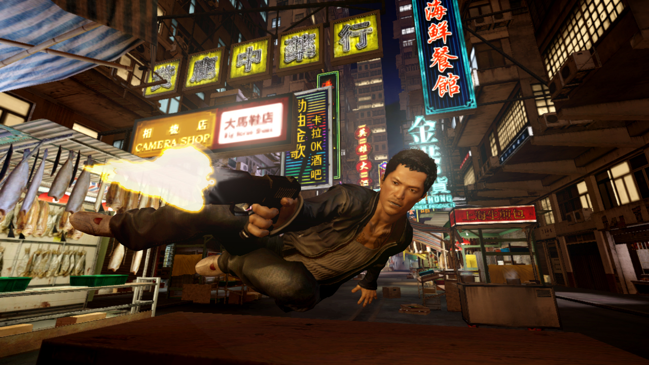 SLEEPING DOGS [XBOX]