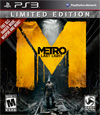 METRO: LAST LIGHT Limited Edition [PS3]