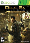 Deus Ex Human Revolution Director's Cut [Xbox 360]