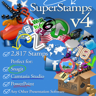 SuperStamps von SoftwareCasa