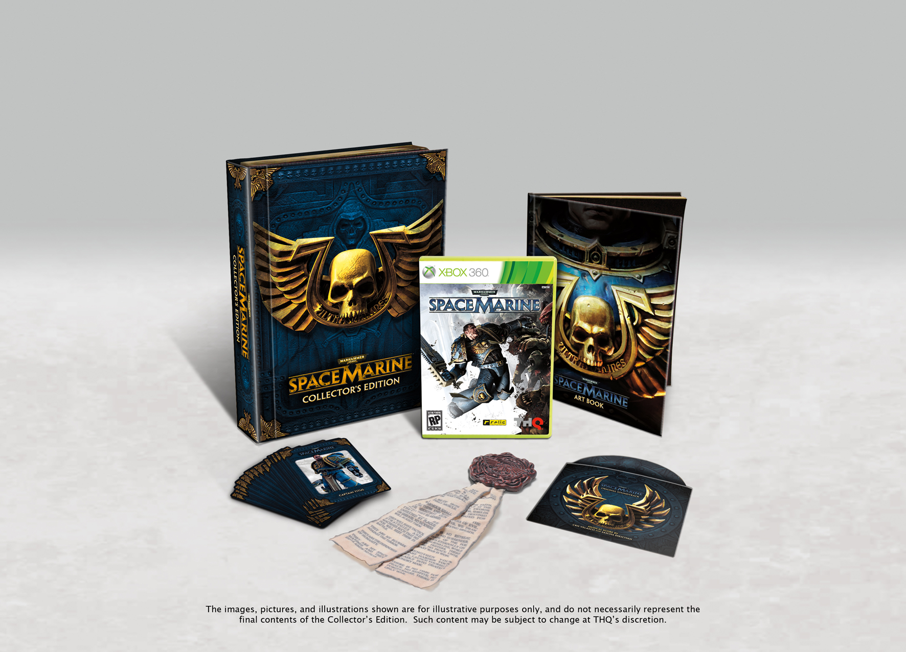 Warhammer® 40,000®: Space Marine® Collector's Edition