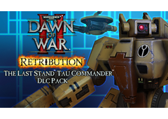 Warhammer® 40,000®: Dawn of War® II Retribution™ - Tau Commander Last Stand DLC