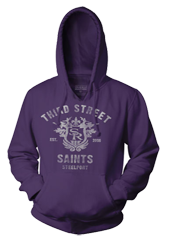Saints Row: The Third Bootleg Hoodie