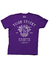 Saints Row: The Third Bootleg Tee