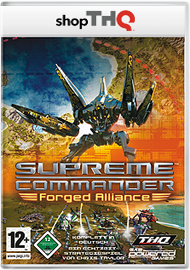 Supreme Commander:<br /> Forged Alliance