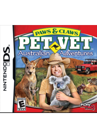 Paws & Claws Pet Vet Australian Adventures