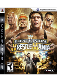 WWE® Legends of WrestleMania®