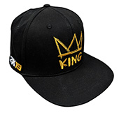 NBA 2K19 King Black Hat