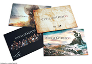 Civilization VI Lithograph Set