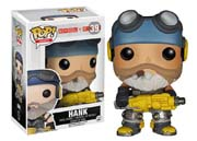 "POP! Games: Evolve - Hank 3 ¼"" Vinyl Figure"