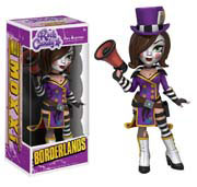 Rock Candy: Borderlands - Mad Moxxi Vinyl Figure